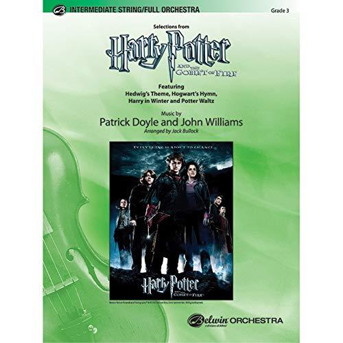 Harry Potter e il Calice di Fuoco, Selezioni da