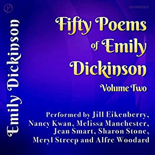 Fifty Poems of Emily Dickinson, Volume 2 cover art