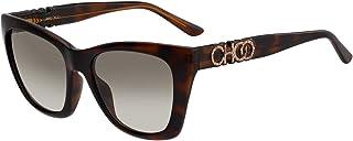 Jimmy Choo Sunglasses for Women, Grey