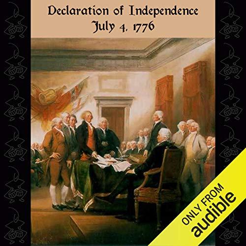 Declaration of Independence Titelbild