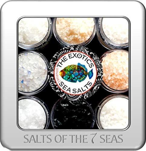 The Exotics Sea Salt Sampler