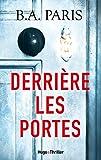 Derrière les portes (Hugo Thriller) - Format Kindle - 12,99 €