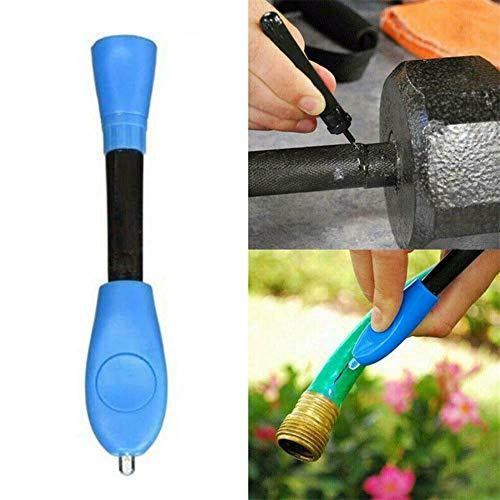 3 Sekunden Schnellfixier-Flüssigklebstift, UV-Lichtreparaturwerkzeug, Schweißschweißgerät aus flüssigem Kunststoff mit Klebstoff, Verbundkleber-Reparaturstift für Metall, Glas, Holz, Kunststoff (1pcs)
