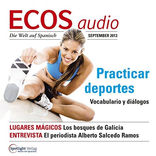 ECOS Audio - Practicar deportes. 9/2013 Titelbild