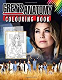 Grey's Anatomy Colouring Book: Grey's Anatomy Excellent Colouring Book With Amazing Unofficial Images