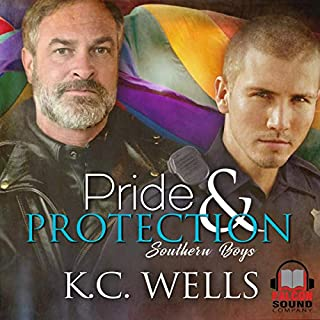 Pride & Protection audiobook cover art
