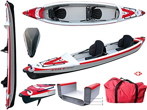 BIC Sport YakkAir FULL HP Kayak gonflable