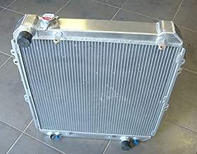 3 Row Aluminum Radiator for Toyota Hilux surf KZN130 1KZ-TE 3.0 TD 93-96 94 95