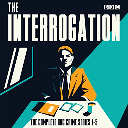 The Interrogation: The Complete Series 1-5 cover art