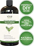 Best Glycerin Soaps - Glycerin (32 fl.oz) - 100% Pure Vegetable Glycerin Review