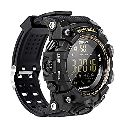 EX 16S Outdoor Sports Tactical Smartwatch