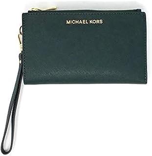 Michael Kors Mujer Jet Set Travel Dbl Zip Wristlet