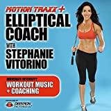 Elliptical Coach: Guided Interval Music Mix for Elliptical Machine Cardio Workout - With Fitness Instructor Stephanie Vitorino
