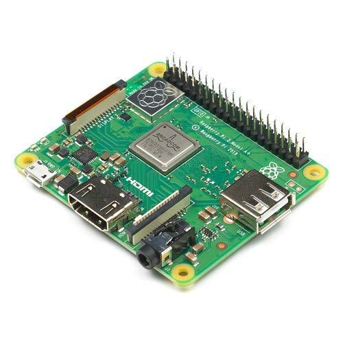 Raspberry Motherboard PI 3 Model A+, Cortex to 1.4GHZ, WiFi 5GHZ (11811853)