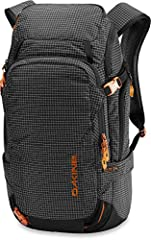 Make sure this fits. by entering your model number. A shovel/probe - specific pocket always keeps essentials on hand Diagonal ski carry - and vertical snowboard carry up your options Pocket - helmet-specific pocket and roomy side pockets make for com...
