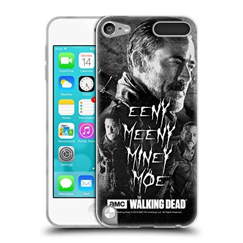 Head Case Designs Licenciado Oficialmente AMC The Walking Dead Eeny Miney BW...