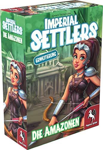 Pegasus Spiele 51969G - Imperial Settlers: Die Amazonen