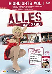 Alles was zählt – Highlights 1 (DVD)