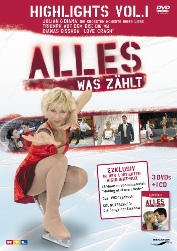 Alles was zählt -  Exklusiv in der limitierten Highlight-Box (3 DVDs + 1CD)
