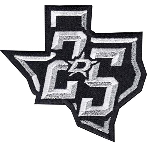 National Emblem Dallas Stars 25th Anniversary NHL Eishockey Patch/Aufnäher
