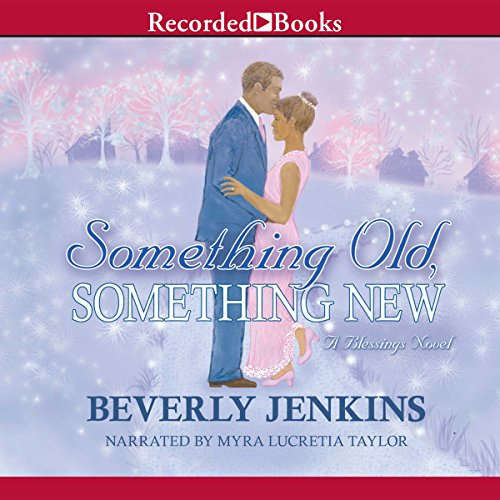 Something Old, Something New audiobook cover art