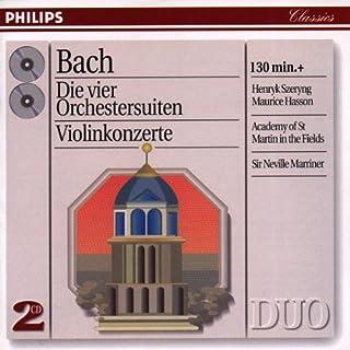Bach;Orchestral Suites