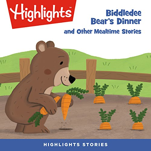 Biddledee Bears Dinner and Other Mealtime Stories copertina