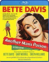 Another Man's Poison Restored Edition [Blu-ray] [Import]