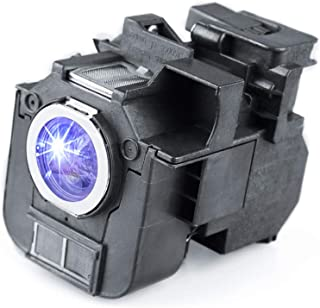 KAIWEIDI V13H010L50/ELPLP50 Replacement Projector Lamp for EPSON EB-824 EB-825H EB-84e EB-D290 EMP-825 EMP-84he H294B H295A H296A H357C H370C,PowerLite 825+ 826W+ 84+ 85+ Projectors