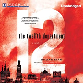 The Twelfth Department audiobook cover art