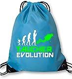 EZYshirt® Taucher Evolution Turnbeutel