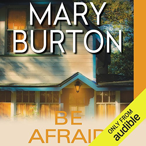 Be Afraid audiobook cover art