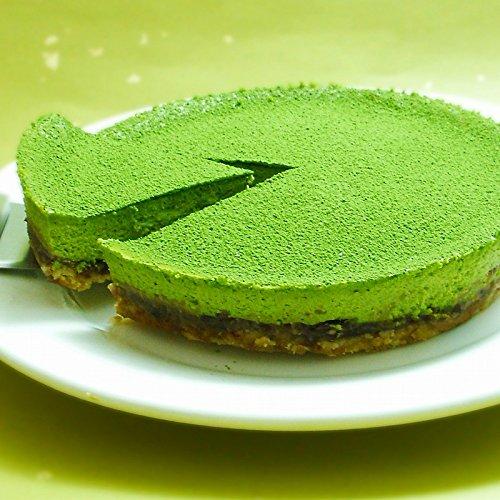 糖質77%カット 低糖質 抹茶 チーズケーキ 5号(糖質制限 砂糖不使用 お中元 スイーツ ギフト 御中元 のし対応)