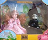 Barbie KELLY Doll as Glinda and the Wicked Witch of the West Giftset - Wizard of Oz Collectibles (2003)