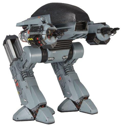 NECA NECA42055 Robocop ED-209 - Deluxe Actionfigur mit Sound, 25 cm