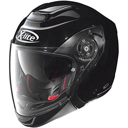 X-Lite X-403 GT Elegance Modularhelm, Farbe schwarz, Größe XL (61/62)