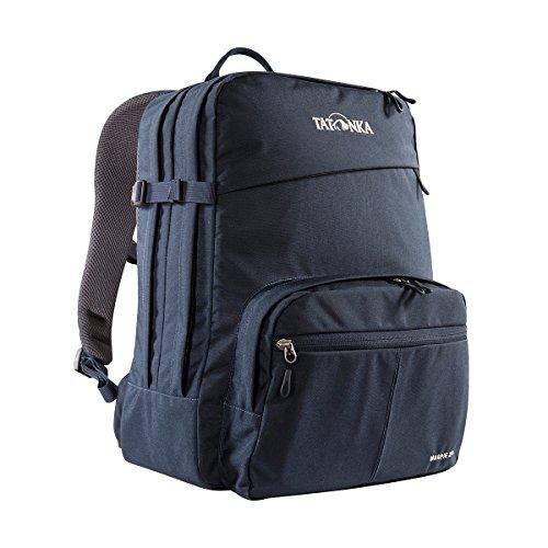 Tatonka Notebook-Rucksack Magpie 24 - Daypack mit 10 Jahren Produkt-Garantie und 15 Zoll Laptopfach - für Frauen und Männer - 24 Liter - Navy