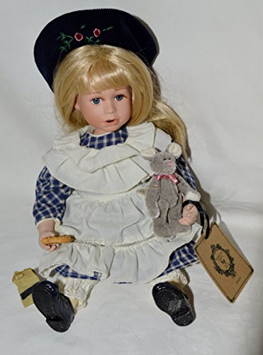 Boyds Bear Collection Yesterday's Child Doll'Leslie' 1st Edition Style 5399