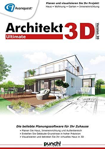 Architekt 3D 20 Ultimate | Ultimate | PC | PC Aktivierungscode per Email