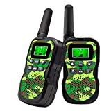 Toys for 3-12 Year Old Boys, Outdoor Toys Walkie Talkies for Kids Boys Girls Toys Age 5-10 Gifts for 4-8 Year Old Boys Girls