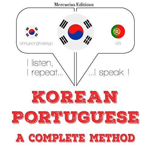 Korean – Portuguese. A complete method cover art