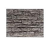 Único WElinks 9 tipos 60x45x3 cm espuma 3D roca reptil piedra acuario fondo fondo tanque de peces decoración acuario fondo cartel decoraciones (B)