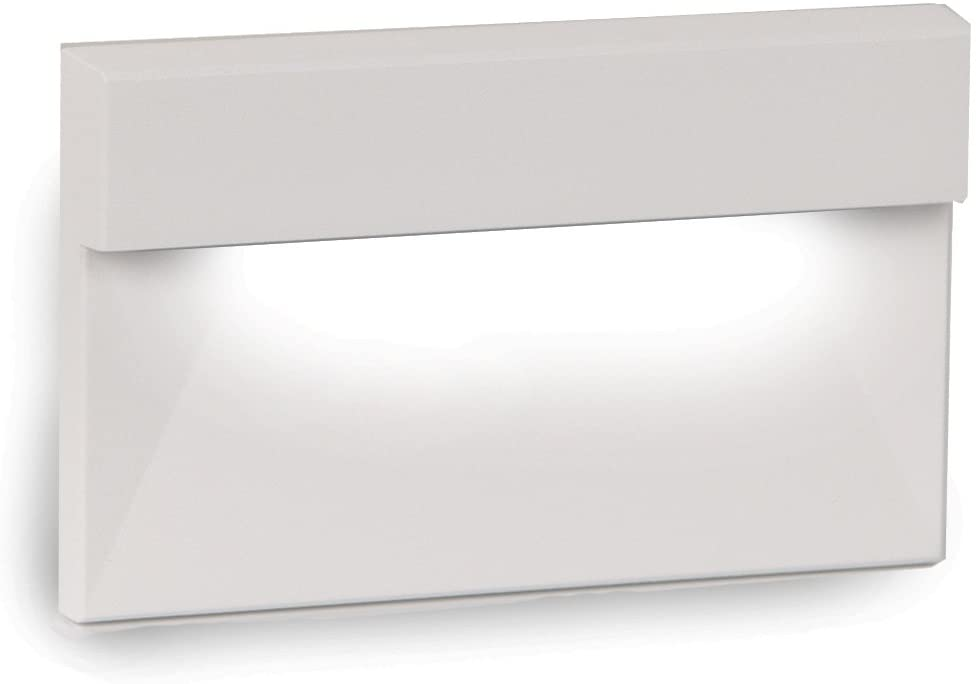 WAC Lighting WL-LED140-C-WT LED Horizontal Our shop OFFers the best service and Step Ledge Wall L Direct store