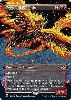 Magic: The Gathering - Everquill Phoenix - Showcase - Ikoria: Lair of Behemoths