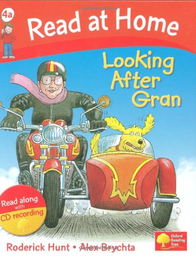 Read at Home: 4a: Looking After Gran Book + CD (Read at Home Level 4a)の詳細を見る