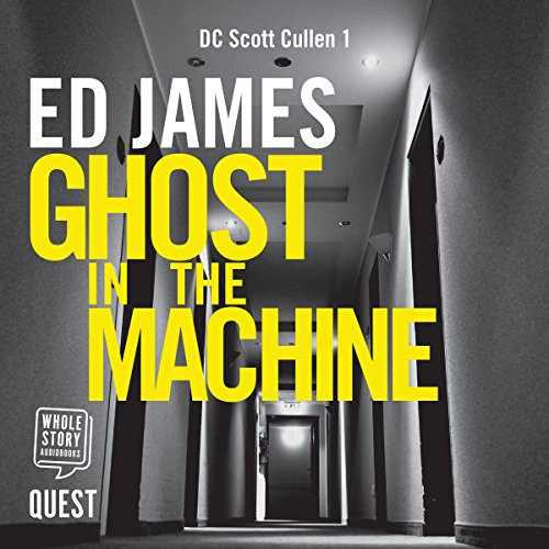Ghost in the Machine audiobook cover art