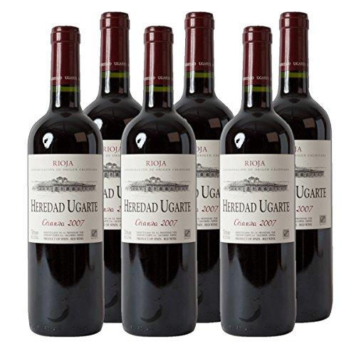 Ugarte Crianza Rioja DO 2017 Rotwein Spanien trocken (6x 0.75 l)