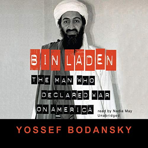 Bin Laden audiobook cover art