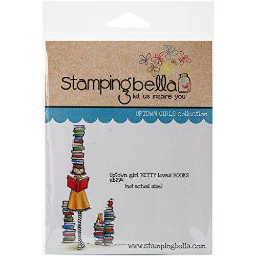 Stamping Bella Cling Rubber Stamp 4.5