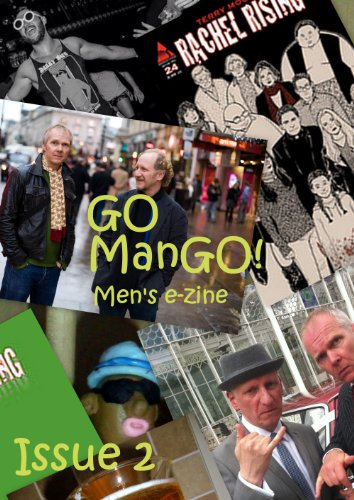 GO ManGO! Issue 2 (English Edition)